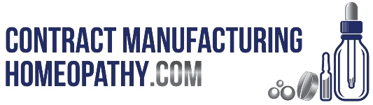 Contract Manufacturing Homeopathy